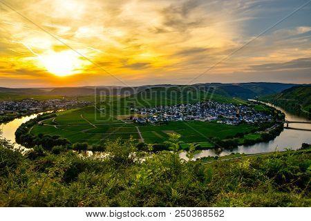 Leiwen Villag Leiwen Village On The Moselle   Leiwen Village On The Moselle In Germany