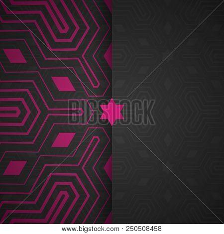 Pamphlet, Book, Layout, Booklet, Invitation, Design, Envelope Design, Report Template, Modern Geomet