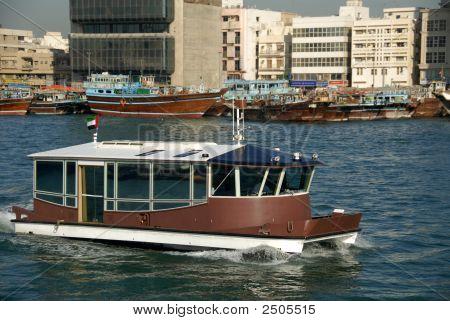 Waterbus In Dubai