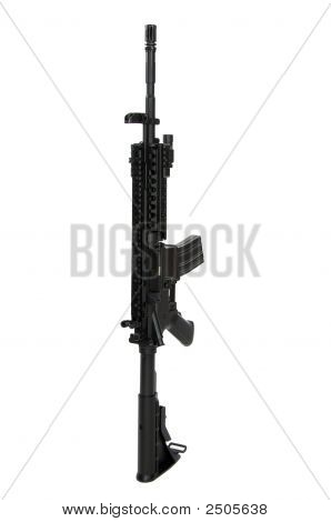 Modified M4 Carbine