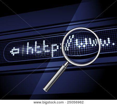 Www address search