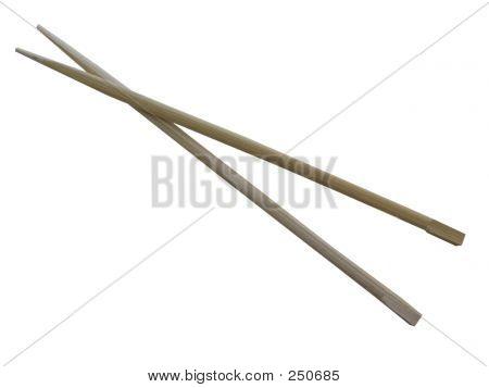 A Pair Of Bamboo Chopstick