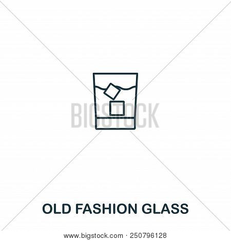 Old Fashion Glass Vector & Photo (Free Trial) | Bigstock