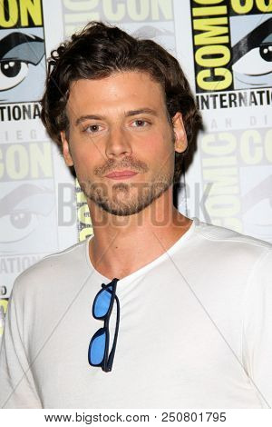 SAN DIEGO - July 21:  Francois Arnaud at the