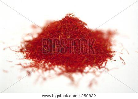 Pile Of Saffron