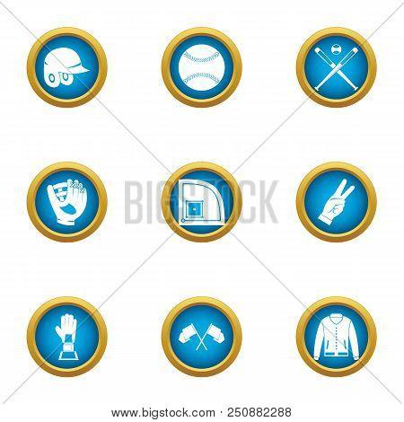 Boast Icons Set. Flat Set Of 9 Boast Vector Icons For Web Isolated On White Background