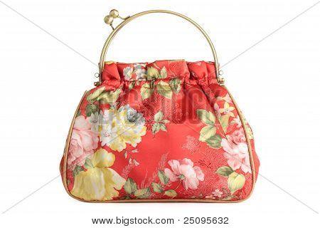 Floral Bag.