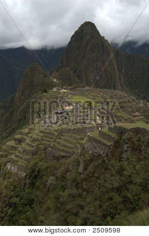Machu Picchu in Peru Wonders of the