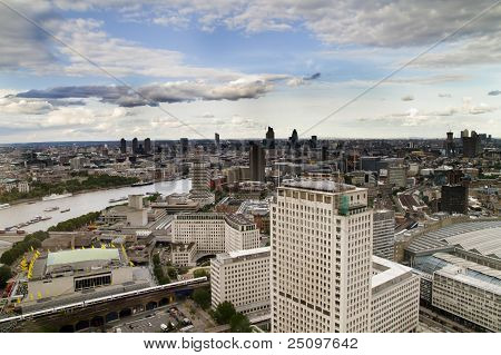 Central London View