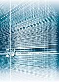 Structure lines background, vector illustration layers file. poster