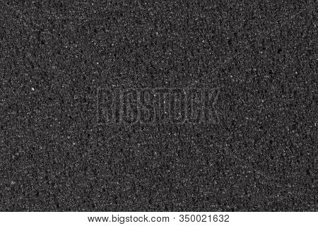 Simple Grey Ethylene Vinyl Acetate Eva Texture With Porous Surface.