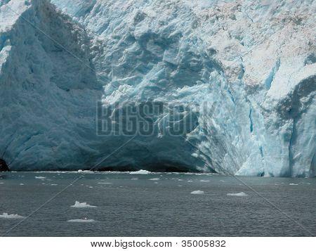 Alaska Glacier Ice