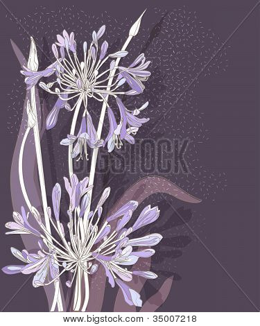 Graphic Flowers 2