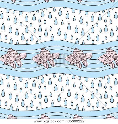 Raining-fish