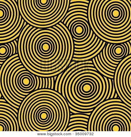 Crazy-yellow-pattern