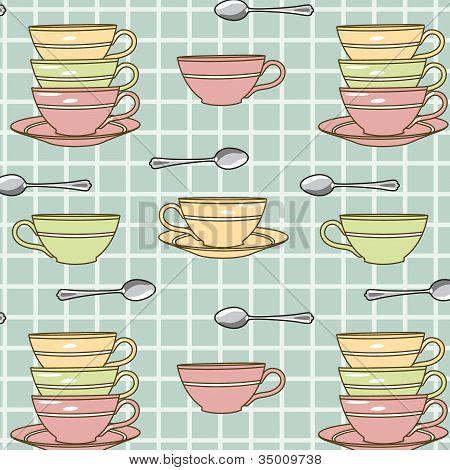 Cups-pattern