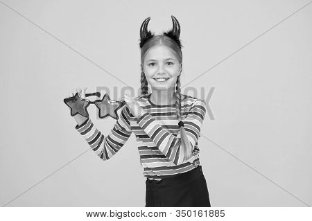 Let Halloween Be Filled With Tricks With This Accessory. Small Child Wear Halloween Costume Accessor