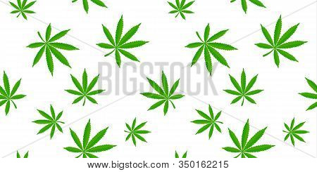 Marijuana Leaves Vector Photo Free Trial Bigstock