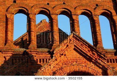 Ruins Of Church