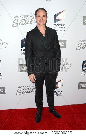 LOS ANGELES - FEB 5:  Tony Dalton at the
