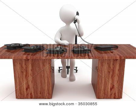 Character-secretary
