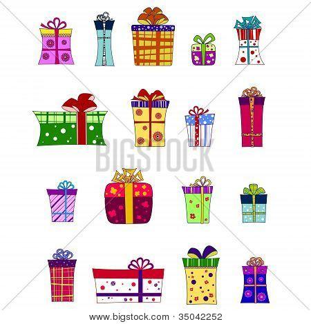 Fancy gift box set