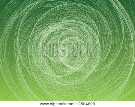 Green Whirl Pool