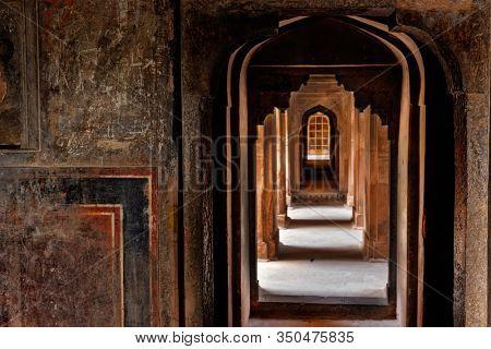 Datia palace ( also called Satkhanda Palace or Purana Mahal or the