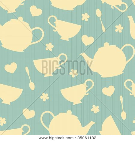 Teatime Background