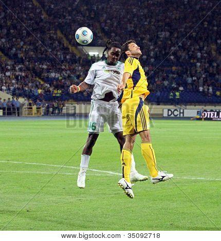 FC Metalist Kharkiv Vs Ac Omonia Nicosia mérkőzés