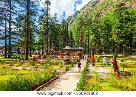 Kasol Nature Park Is Located In Ka-sol Village, Himachal Pradesh State In India