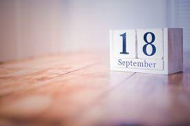18 September - 18th Of September - Happy Birthday - National Day - Anniversary