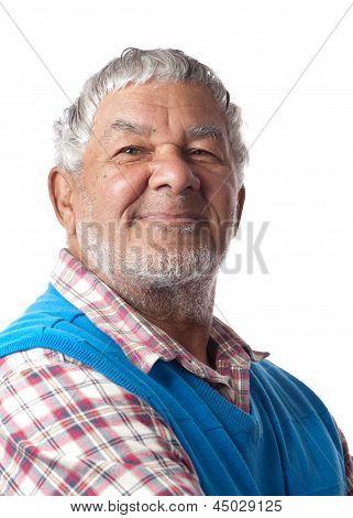 Friendly Senior Citizen