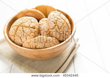 Rustic Bread With Rice Flour