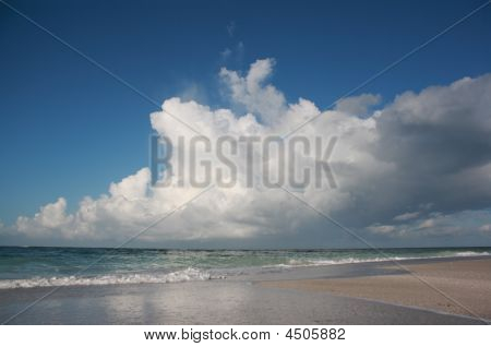 Clouds Over Ocean