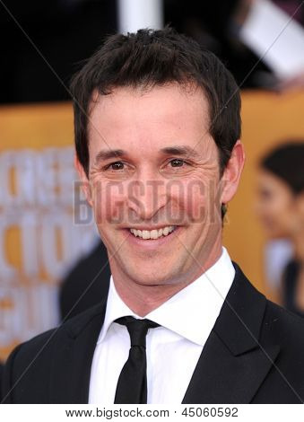 LOS ANGELES - JAN 27:  Noah Wyle arrives to the SAG Awards 2013  on January 27, 2013 in Los Angeles, CA