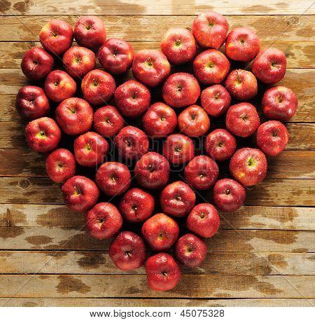 Cuore di mele