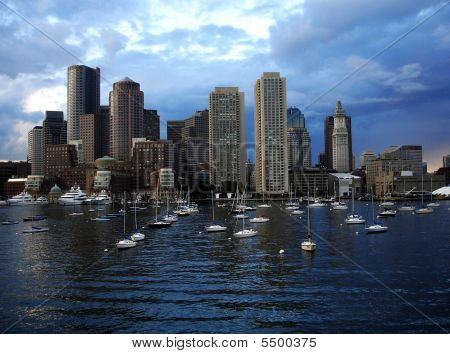 Boston view