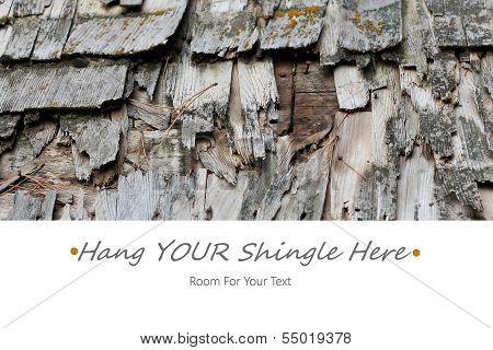 Hang Your Shingle Here