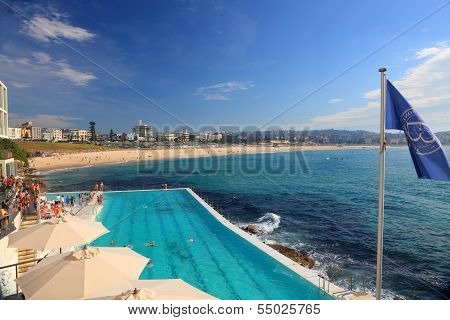 Bondi Icebergs And Bondi Beach, Australia