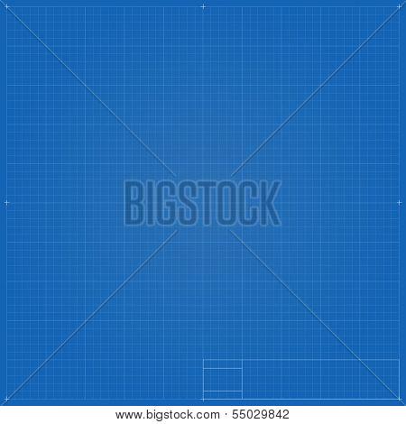 blueprint background.