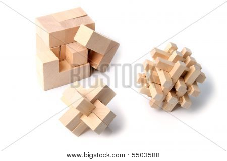 Hout Puzzel