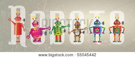 Robots Banner