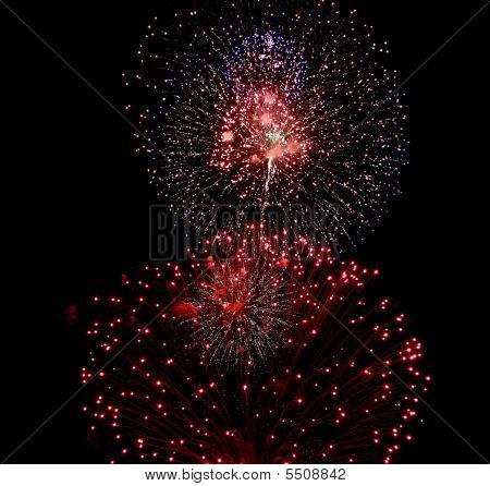 4Th Of July Fire Works