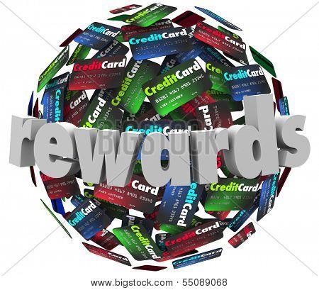 Rewards Credit Card Loyalty Points Program