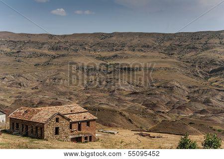 Part Of The Davit Gareji Monastery