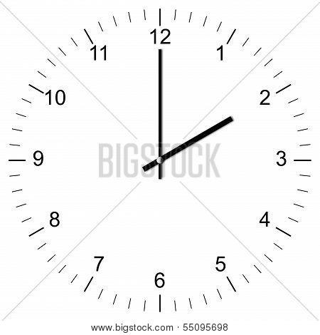 Abbildung 02:00 Uhr