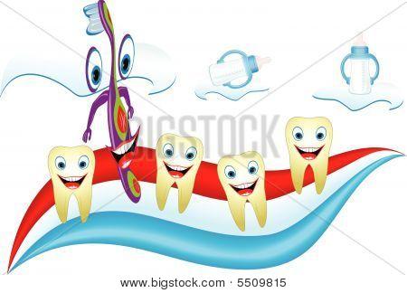 Tooth Kindergarten