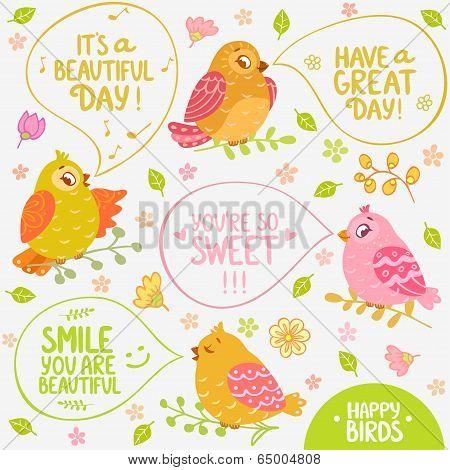 birds speech