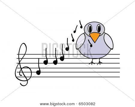 Musical Bird